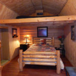 Montana Cabin Full Bed